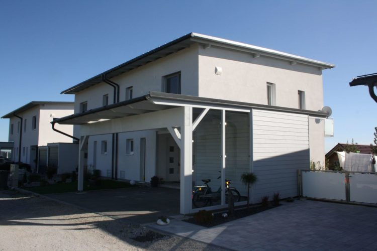 Bauprojekt Alberndorf 4211